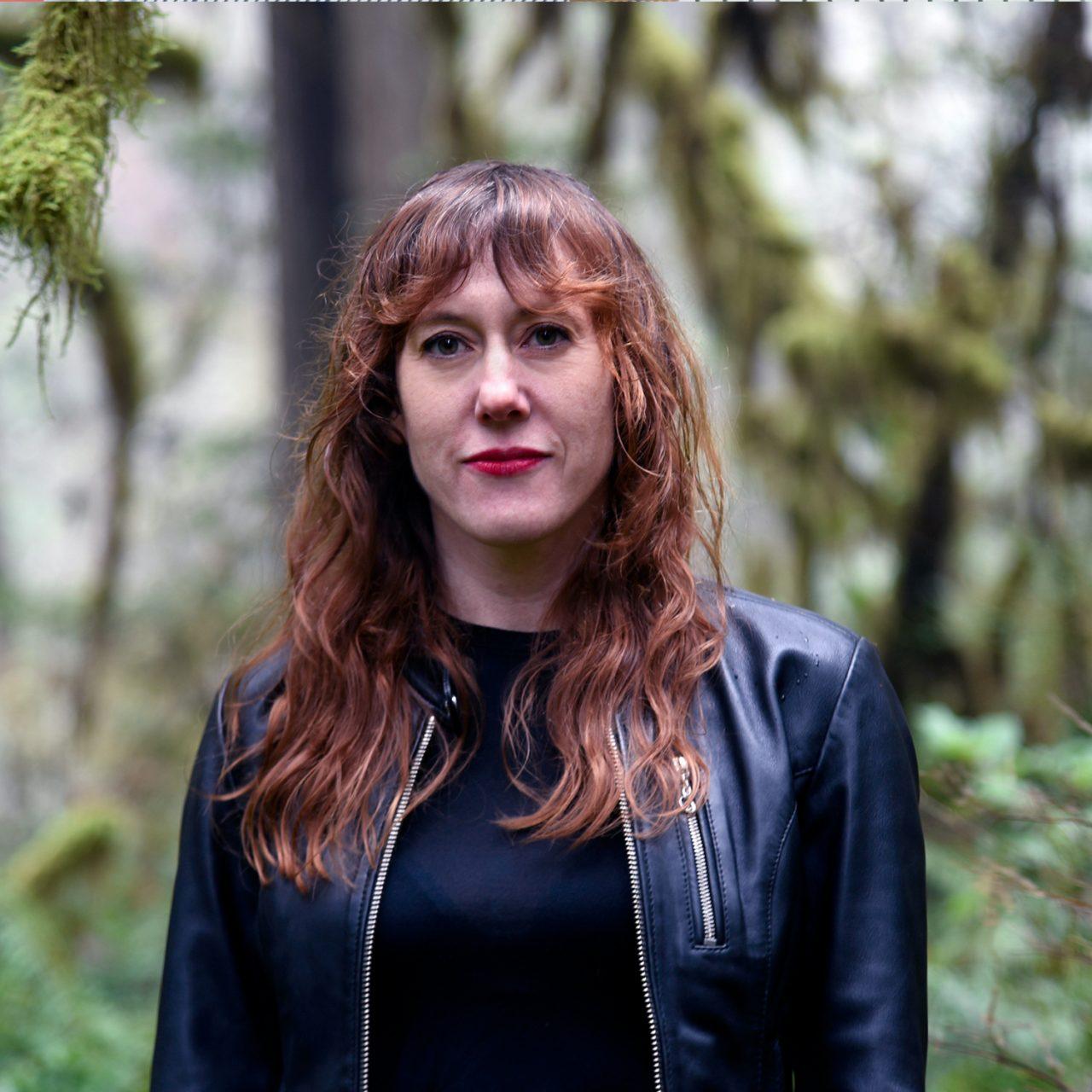 Portrait of Say When artist Jessica Segall